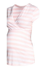 MAMA Jersey pyjamas - Light pink - Ladies | H&M 4