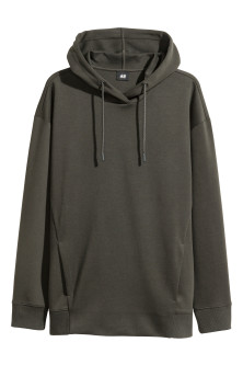 Scuba hooded top