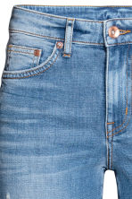 Slim Regular Ankle Jeans - Azul denim - SENHORA | H&M PT 4