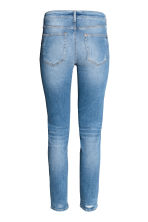 Slim Regular Ankle Jeans - Denim blue - Ladies | H&M 3