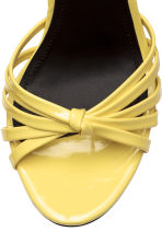 Sandals - Yellow - Ladies | H&M 3