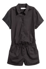 Playsuit - Black -  | H&M CN 2