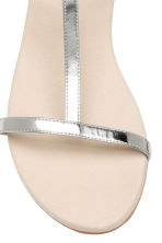 Sandals - Silver - Ladies | H&M 3