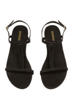 Sandals - Black - Ladies | H&M 2