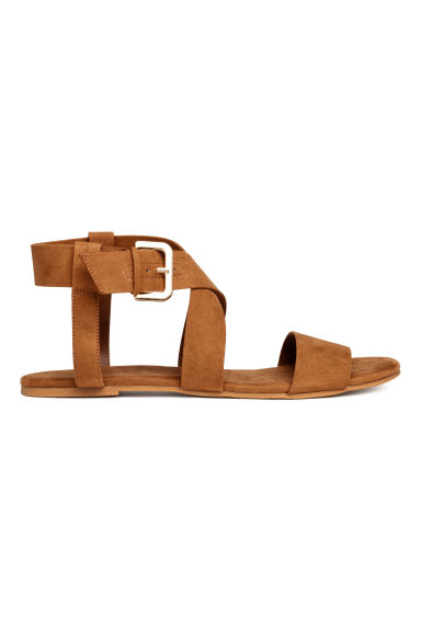 Sandals - Camel - Ladies | H&M 1