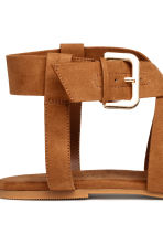 Sandals - Camel - Ladies | H&M 4