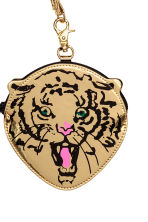 Pouch bag with shoulder strap - Gold/Tiger - Ladies | H&M 2