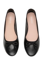 Ballet pumps - Black - Ladies | H&M IE 2