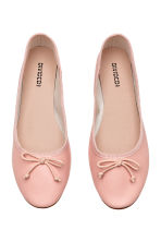 Ballet pumps - Powder pink - Ladies | H&M 2