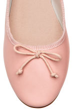 Ballet pumps - Powder pink - Ladies | H&M 3