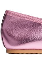 Ballet pumps - Pink/Metallic - Ladies | H&M 3
