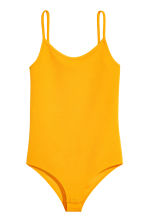 Jersey body - Orange -  | H&M 2