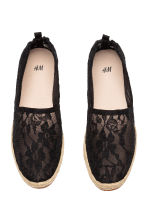 Espadrilles - Black - Ladies | H&M 2