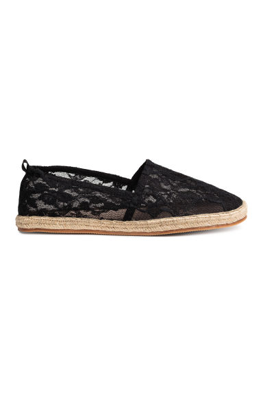 Espadrilles - Black - Ladies | H&M 1