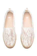 Espadrilles - Wit - DAMES | H&M BE 2
