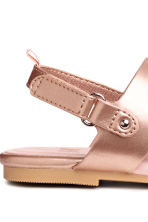 Butterfly sandals - Rose gold - Kids | H&M CN 4