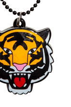 Necklace with a pendant - Black/Tiger - Kids | H&M 2