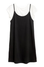 Dress and top - Black -  | H&M 2