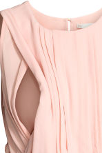 MAMA Sleeveless dress - Powder pink -  | H&M IE 4