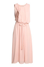 MAMA Sleeveless dress - Powder pink -  | H&M IE 3