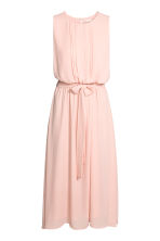 MAMA Sleeveless dress - Powder pink -  | H&M IE 2
