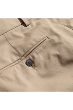 Cotton twill chinos - Beige - Men | H&M 2
