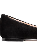 Ballet pumps - Black - Ladies | H&M 4