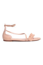 Sandals - Powder - Ladies | H&M 1