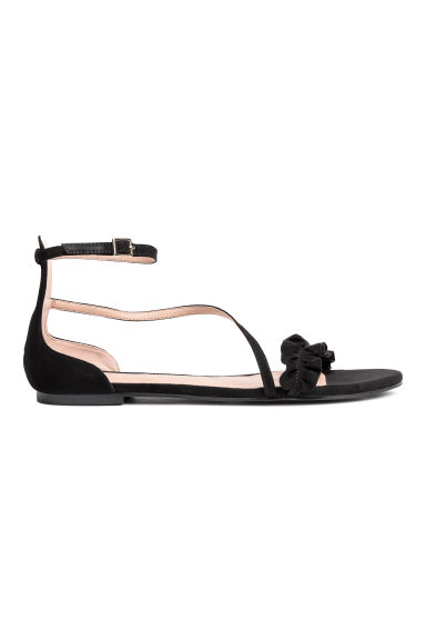 Sandals - Black - Ladies | H&M CN 1