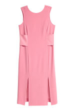 Sleeveless dress - Pink - Ladies | H&M CA 2