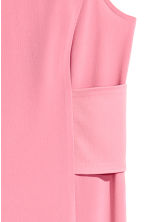 Sleeveless dress - Pink - Ladies | H&M CA 3