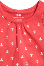 Jersey dress - Red - Kids | H&M CN 2