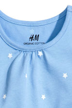 Jersey dress - Blue/Star - Kids | H&M CN 2