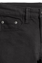 Twill shorts - Black - Kids | H&M 4