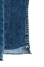Straight High Jeans - Denim blue - Ladies | H&M CN 4