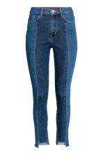 Straight High Jeans - Denim blue - Ladies | H&M CN 2