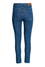 Straight High Jeans - Denim blue - Ladies | H&M CN 3
