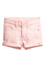 Short twill shorts - Light pink - Kids | H&M 2