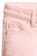 Short twill shorts - Light pink - Kids | H&M 3