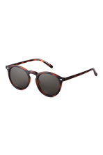 Sunglasses - Tortoise shell - Men | H&M CN 1