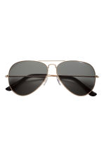Polarised sunglasses - Gold - Men | H&M 2