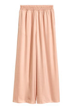 Wide trousers - Powder pink - Ladies | H&M 2