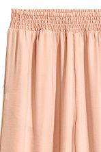 Wide trousers - Powder pink - Ladies | H&M 3