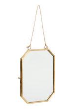 Metal frame - Gold - Home All | H&M CN 2