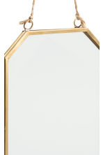 Metal frame - Gold - Home All | H&M CN 3