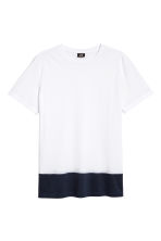 Cotton jersey T-shirt - White - Men | H&M 2