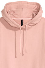 Hooded sweatshirt dress - Old rose - Ladies | H&M 3