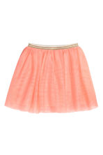 Gonna in tulle - Rosa corallo - BAMBINO | H&M IT 2