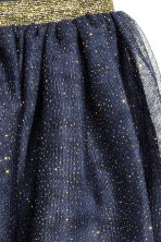 Tulle skirt - Dark blue - Kids | H&M 3