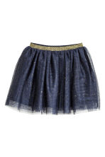 Tulle skirt - Dark blue - Kids | H&M 2